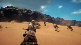 Battlefield 1 - Trailer gamescom 2016