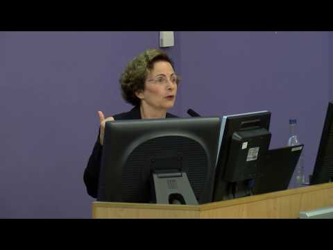 Naomi Eisenstadt lecture – Review of the Life Chances of You