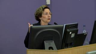Naomi Eisenstadt lecture – Review of the Life Chances of Young People
