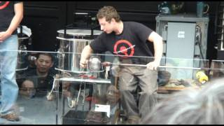 Corning Glass Blowing Tutorial