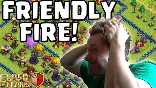 CLAN MEMBER GREIFT MICH AN!! || CLASH OF CLANS || Let's Play CoC [Deutsch/German HD Android iOS PC]