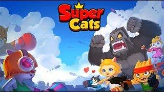 NOVO BRAWL STARS | SUPER CATS
