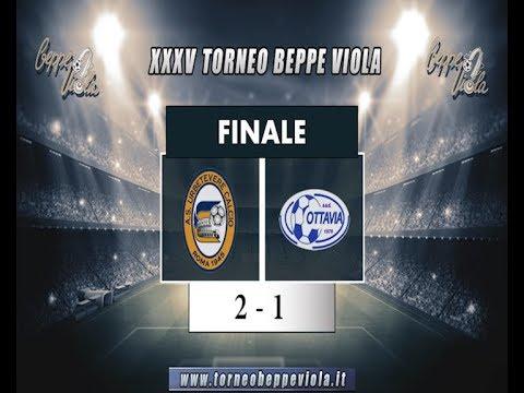 XXXV Beppe Viola, la Finale: Urbetevere - Ottavia 2 - 1