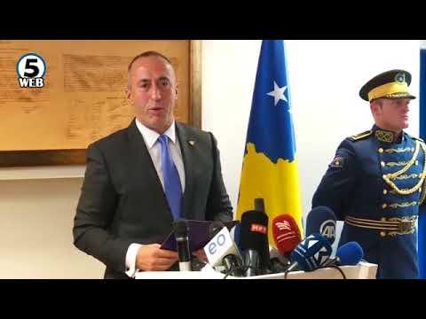 Заев - Харадинај: Македонија и Косово ги продлабочуваат односите