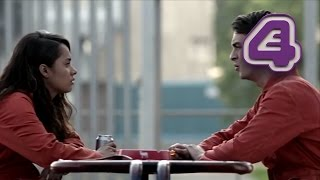 Misfits | Trying To Keep Calm When Rudy Gets Weird