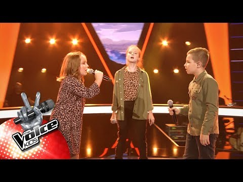 Eva, Elisabeth & Nathan - 'Feel It Still' | The Battles | The Voice Kids | VTM