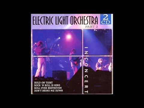 Electric Light Orchestra Part 2 In Concert (in Australia 1995) - Double CD Live