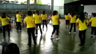 GET DOWN ON IT Line Dance - PHILIPPINES