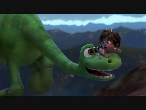 THE GOOD DINOSAUR - Double Toasted Audio Review