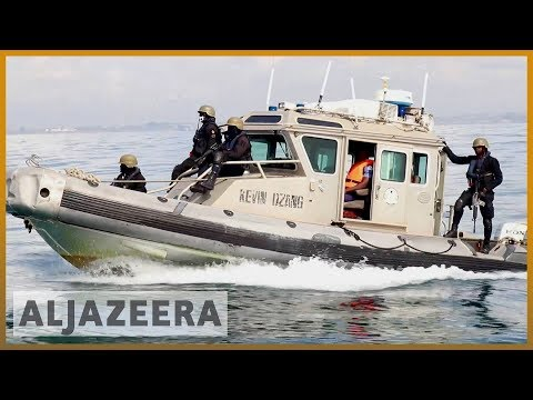 West Africa piracy: Attacks on ships continue to rise
