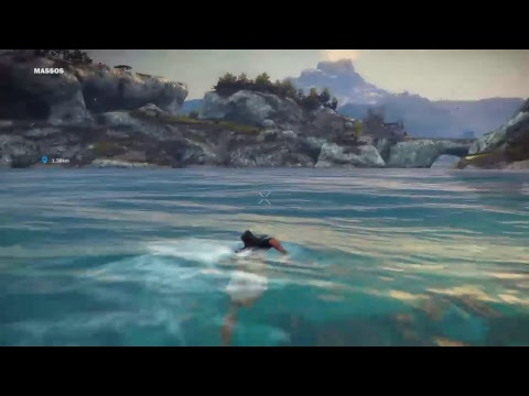 Just cause 3 stealing bases and doing Missons