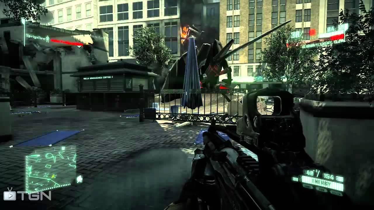 Crysis 3 Gameplay