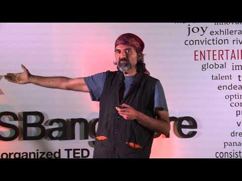 The Unperformance: Vivek Chaturvedi at TEDxNMIMSBangalore 2014