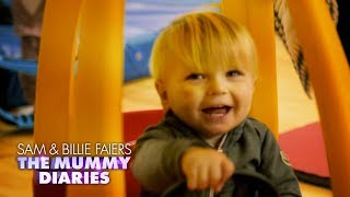 Arthur's Boisterous Behaviour at the Soft Play Session | The Mummy Diaries