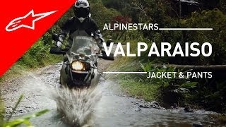 Adventure Touring in Colombia l Alpinestars Valparaiso Jacket and Pants