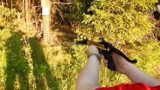 Огляд і випробування арбалета пістолетного типу Man Kung MK-80
