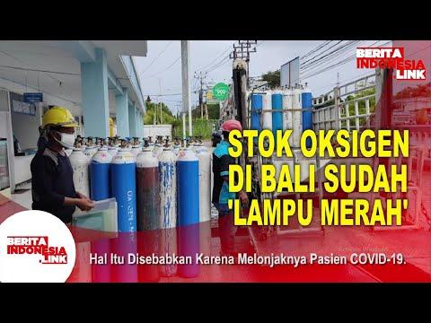 Stok Oksigen Di Bali Menipis