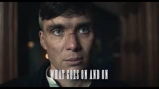Royal Blood - Who needs friends (Lyrics Video) [Peaky Blinders]