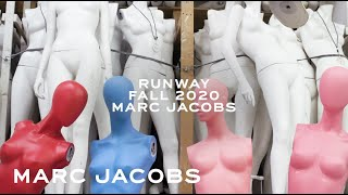 RUNWAY FALL 2020 MARC JACOBS: The Making of MARC JACOBS MADISON Windows