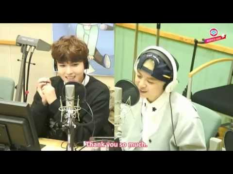 [HeartfxSubs] 150212 f(x) Amber - Super Junior's Kiss The Radio (eng)