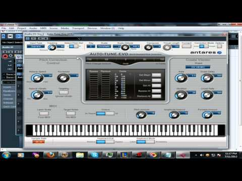 How To Set Auto Tune 5 or Evo *BEST SETTINGS*