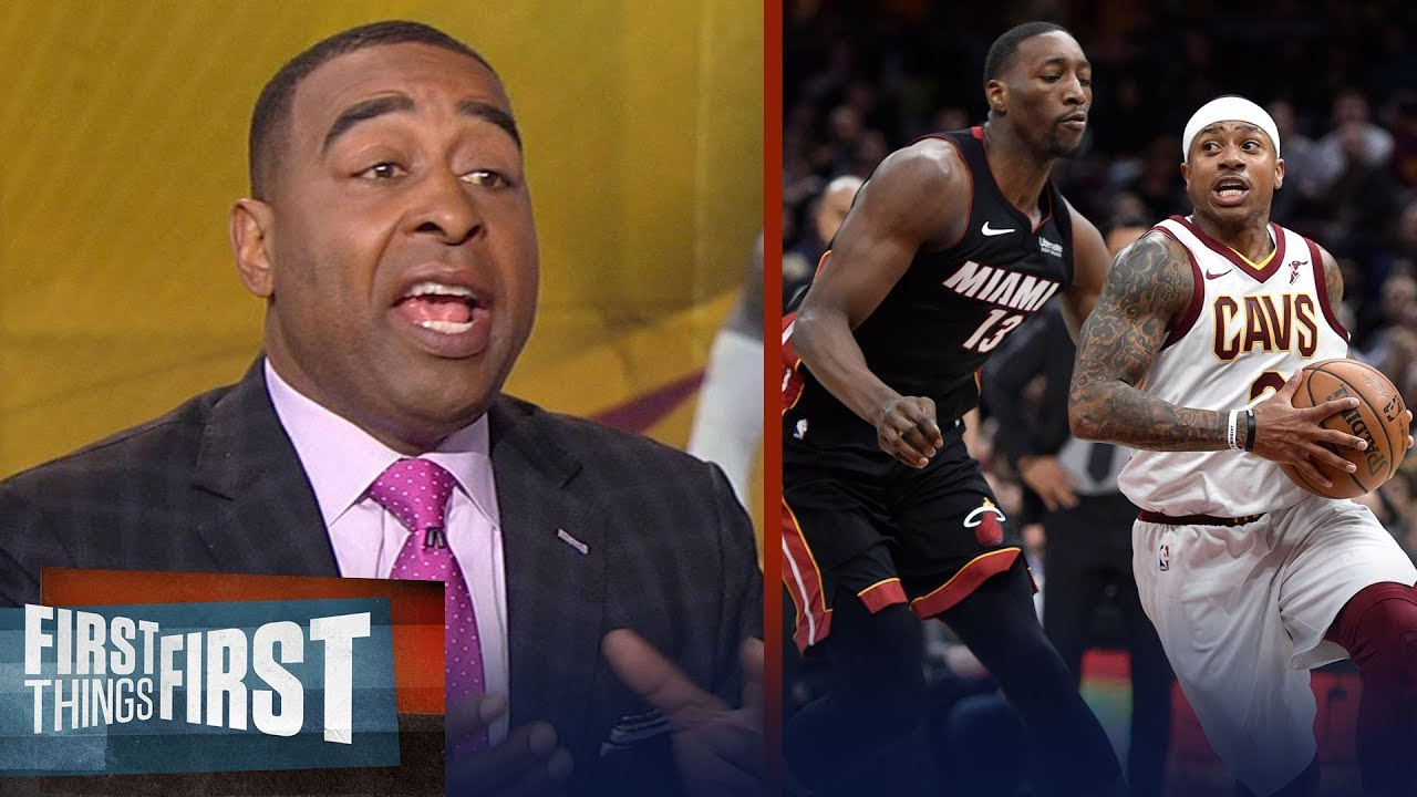 5f115bc8a Cris Carter reveals how Isaiah Thomas  NBA career just nosedived ...