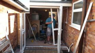 # UPVC French Doors Aulton Crescent hinckley Thumbnail