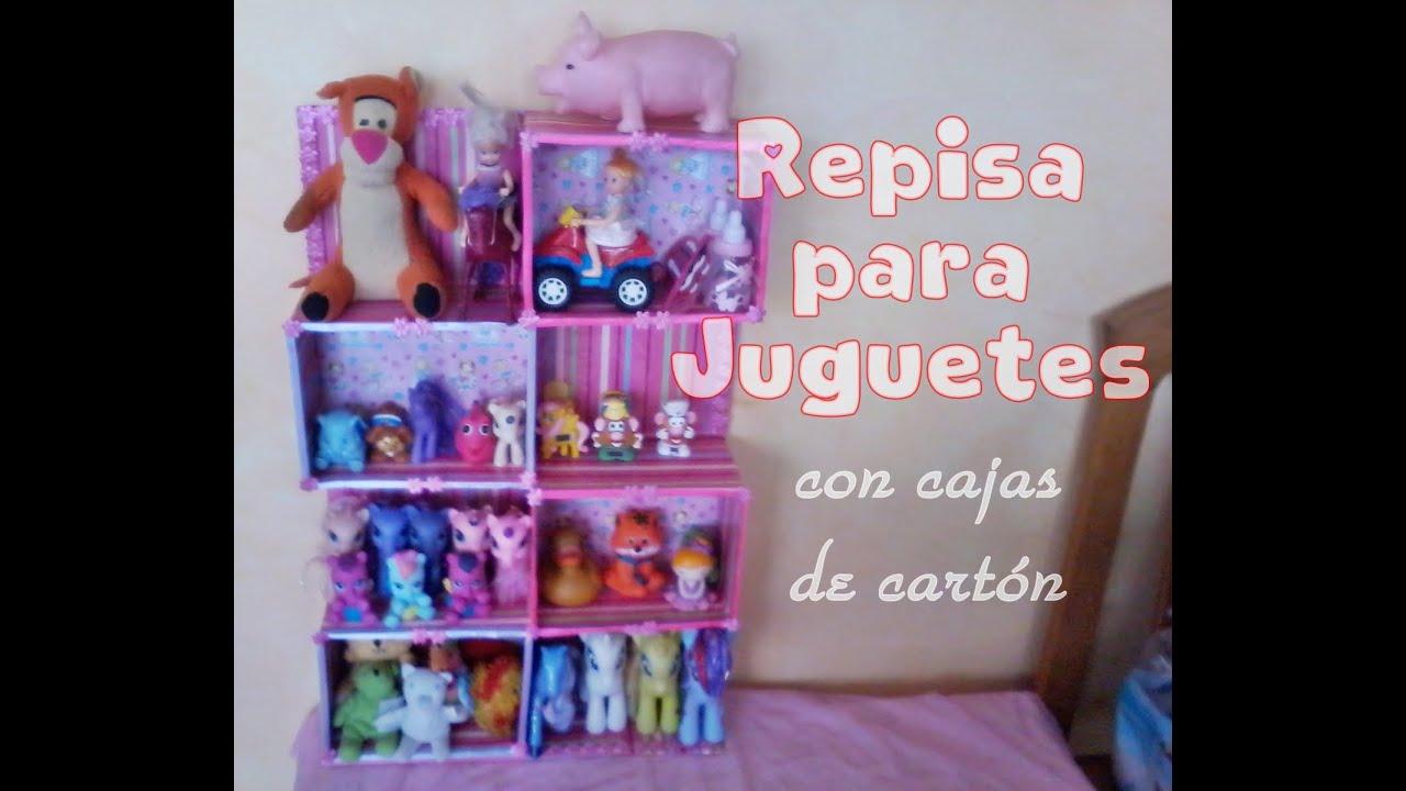 Repisa para juguetes doovi for Muebles de dormitorio infantil