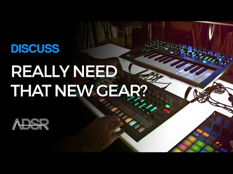 Do You Really Need That New Gear?