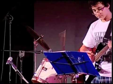 TEDxDeadSea - Maha Darwish - Junior Band - Creativity and Music
