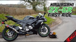 2019 ZX-6R First Ride |  Hot Or Not??