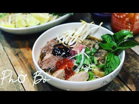 How To Make The Best Vietnamese Pho Bo 2019 *SECRET INGREDIENT (Vietnamese Beef Noodle Soup 🍜)