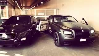 Roll Royce On Monaco