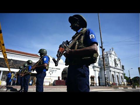 إعلان الحداد الوطني في سريلانكا وحصيلة قتلى التفجيرات ترتفع إلى 310 قتلى  - نشر قبل 2 ساعة
