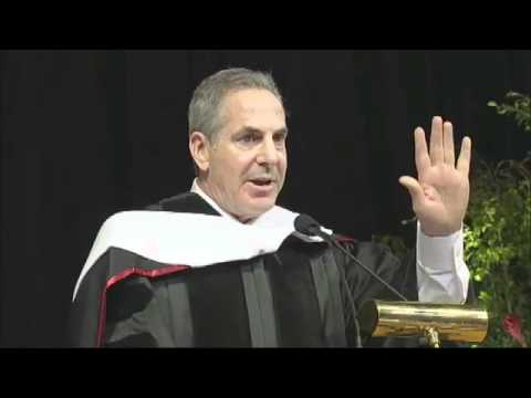 """""""I'm in!"""" A Motto for Great Success - Roger Birnbaum's 2012 Inspiring Commencement Address"""