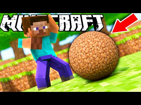 IF THERE WERE CIRCLES IN MINECRAFT!?