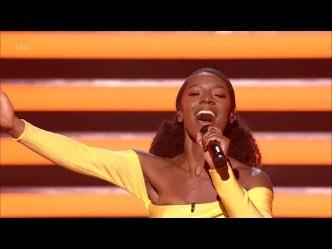 The X Factor UK 2018 Shan Ako Live Shows Round 5 Full Clip S15E23