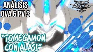 Digimon Adventure Tri OVA 6 (Bokura no Mirai) PV 3 Análisis ¡Omegamon Alado!