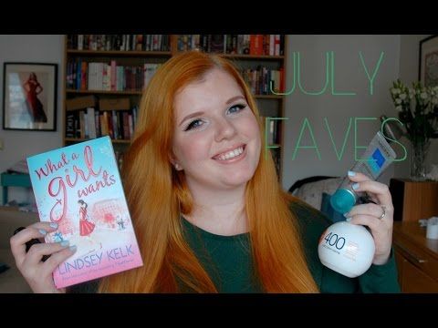 July Beauty Favorites 2014 Update Youtube