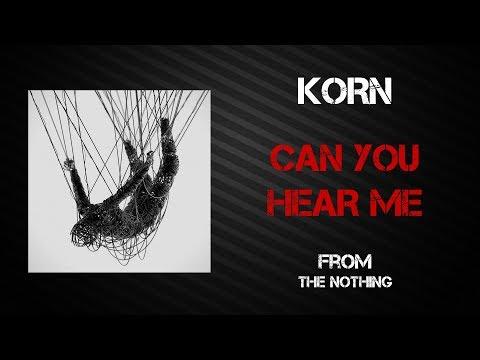 Korn - Can You Hear Me [Lyrics Video] Mp3