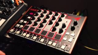 Akai Rhythm Wolf - Acid Session
