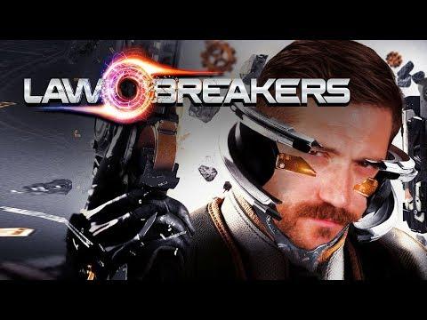 BRO BOTS - Lawbreakers Gameplay