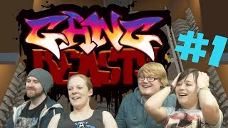 PARTY TIME: GANG BEASTS (#1)
