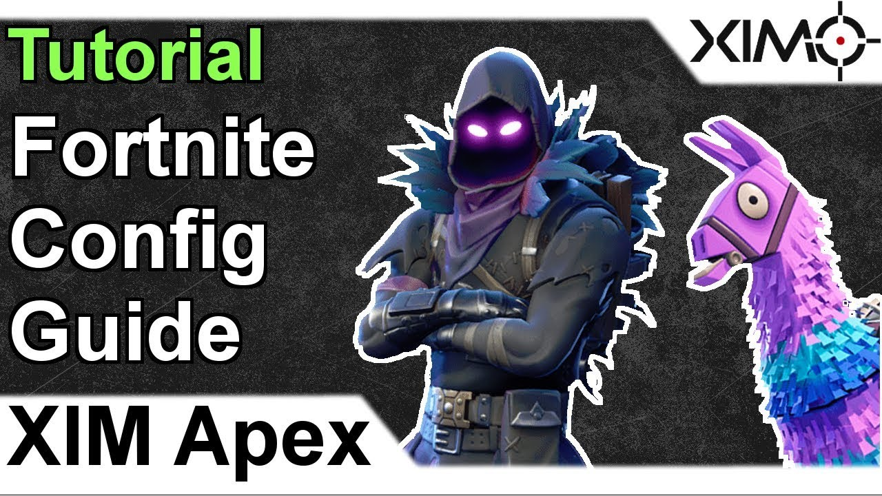 XIM APEX - Fortnite Config Tutorial