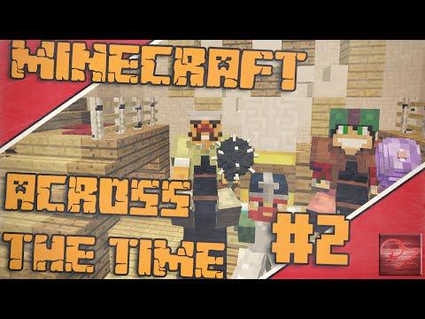 Across The Time coop #2 - La fin du monde [Minecraft-FaceCam]