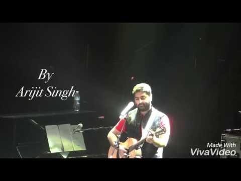 Kabhi Kabhi Mere Dil Mein LIVE by Arijit Singh...