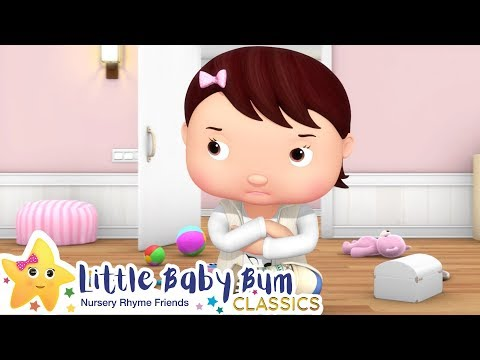 Grumpy Song - Nursery Rhymes & Kids Songs - Little Baby Bum | ABCs and 123s