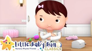 Grumpy Song - Nursery Rhymes & Kids Songs - Learn with Little Baby Bum | ABCs and 123s