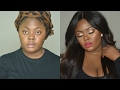 GRWM: date night, watch me transform from plain to Chic | delabeautybar