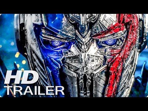 TRANSFORMERS 5 Trailer 2 Deutsch German (2017)